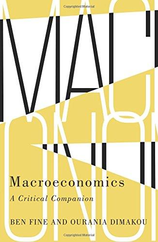 (Macroeconomics: A Critical Companion (IIPPE))