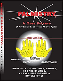 Book Palmistry, A True Science