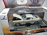 M2 Machines Detroit Muscle Release 34 1:64 1966 Ford Mustang Fastback 2+2 GT 16-02
