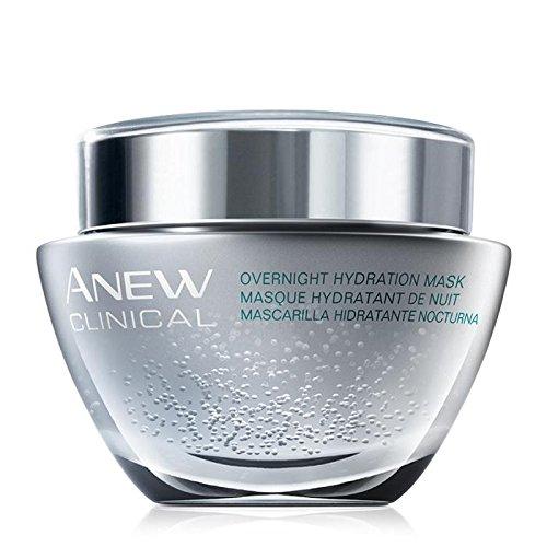 Avon Anew Clinical Overnight Hydration Mask 1.7 Fl Oz