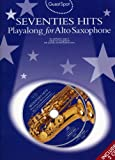 Guest Spot Seventies Hits For Alto Saxophone Asax Book/2Cd