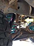 Dobinsons Rear Swaybar Extensions for Toyota Land