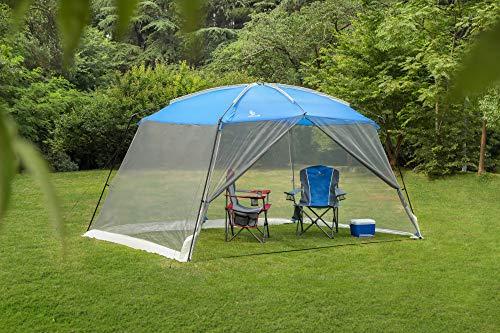 ALPHA CAMP Screen House Tent Easy Setup Canopy – 13 X9