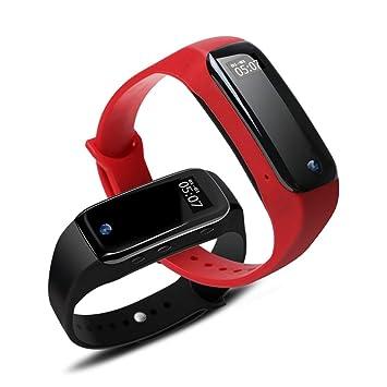 GXLO Inteligente, Pulsera, cámaras Ocultas, 1080P, Reloj Deportivo, Full HD,