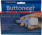 Avery Dennison The Original Buttoneer Fastening System by (Buttoneer System)