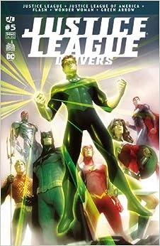 Justice League Univers 05