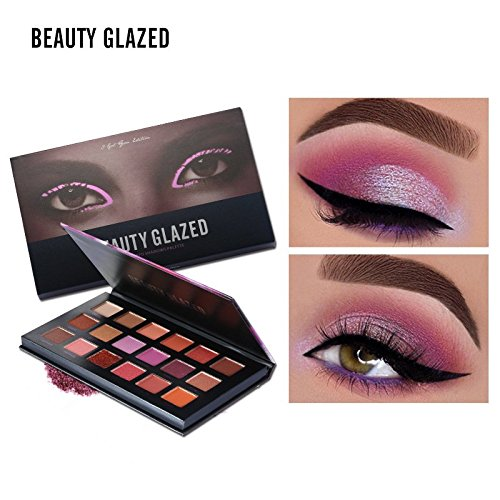 35 Colors Eyeshadow Palette Shades In Hand Face Makeup Highlighter Glitter Shimmer Diamond Pigment Eye shadow Beauty Glzaed