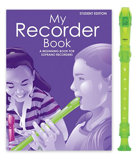 Yamaha Green Recorder Sandy Feldstein