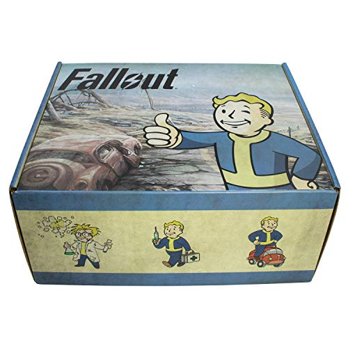 CultureFly Fallout Loot Collectible Box FALLOUTBOX18]()