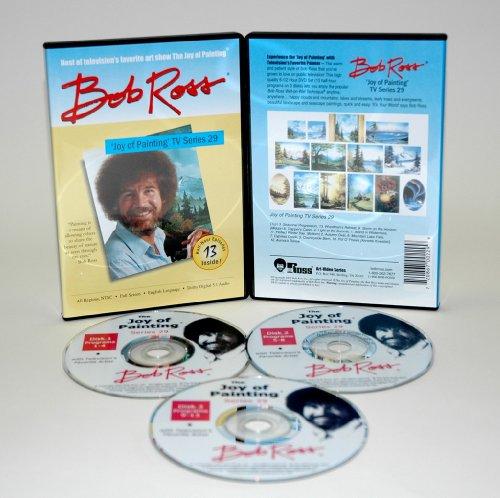 (Bob Ross Joy of Painting TV Series DVDs #29 DVD)