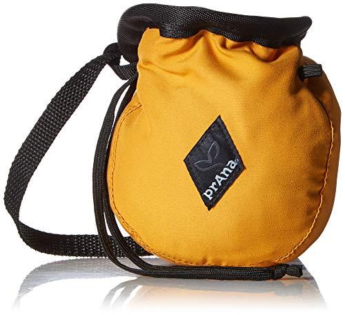 prAna Unisex Chalk Bag with Belt, Curry, One Size (Prana Chalk Bag)