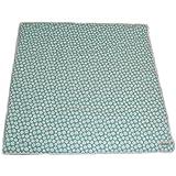 Pillobebe Certified Organic Cotton Play Mat (Mint Pebbles)