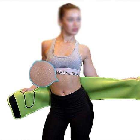 Cinturón de yoga para correr al aire libre, Cinturón de yoga ...