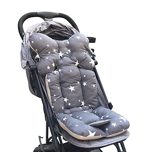 laamei Baby Stroller Cushion Pad, Thicken Baby Chair Cushion Mattress Baby Carriage pad,Children's Dining Chair Cushion