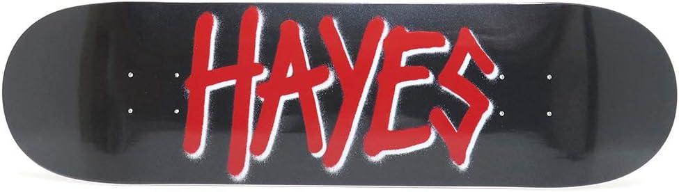 DEATHWISH DECK デスウィッシュ デッキ JAKE HAYES GANG NAME 黒 白い 8.38 スケートボード スケボー SKATEBOARD