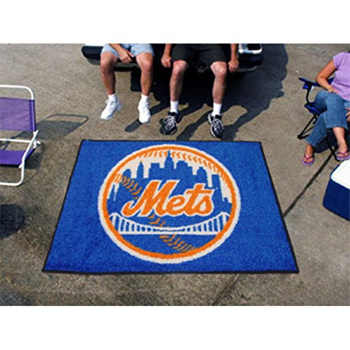 New York Mets Tailgater Mat (Fanmats MLB 60 x 72 in. Tailgater)