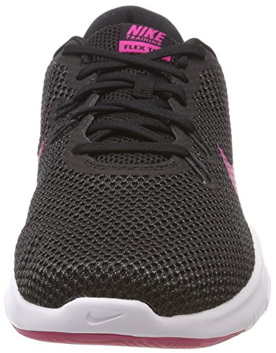 Hallenschuhe Flex Lethal Anthracite Schwarz Damen Pink 7 Black Trainer W Nike XFwqEx