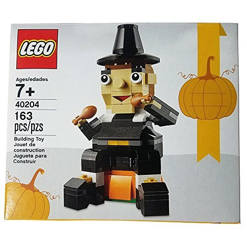 LEGO 40204 Pilgrim Seasonal Set