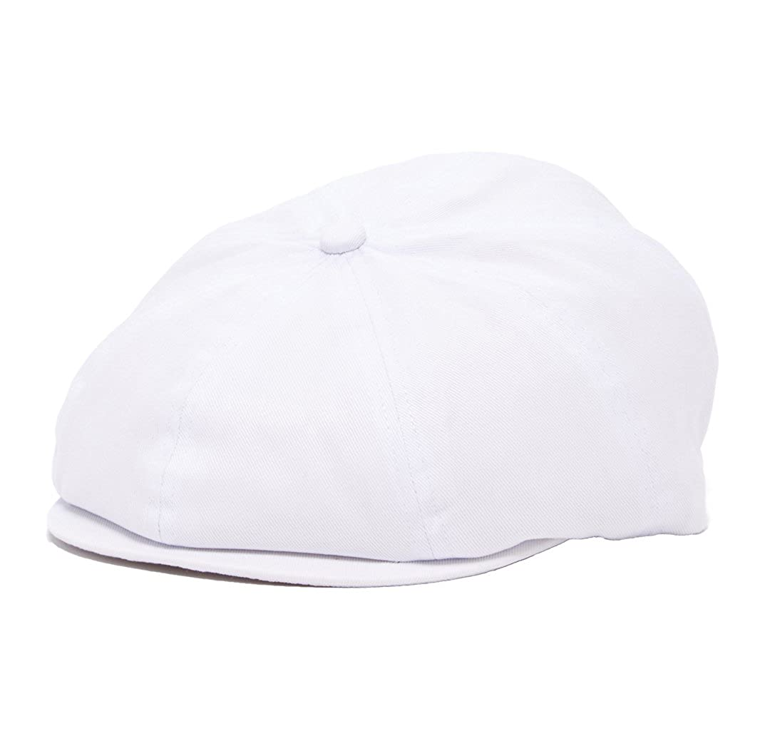 1a166caa6 Born to Love Scally Cap - White Baptism Christening Baby Jeff Driver Cap