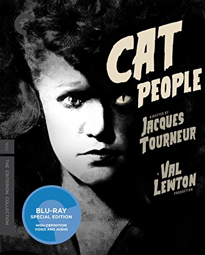 Cat People (The Criterion Collection) [Blu-ray]