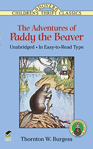 The Adventures of Paddy the Beaver (Dover Children's Thrift Classics)