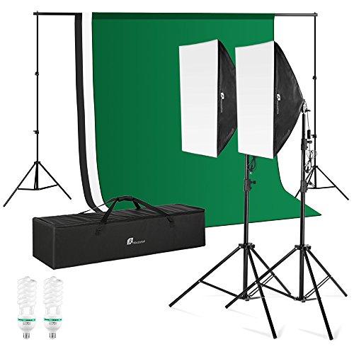 Houzetek lighting photography kit