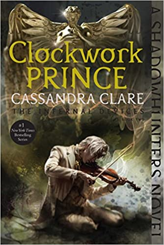 """September Reading List Day Nine: """"The Mortal Instruments"""" Series by Cassandra  Clare"""