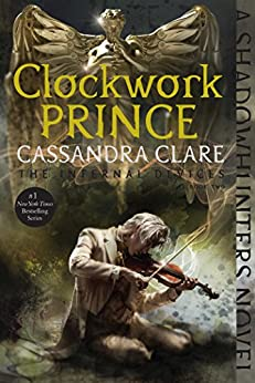 Clockwork Prince Infernal Devices Book ebook product image
