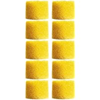 Shure EAYLF1-100 Yellow Foam Sleeves Bulk, 100