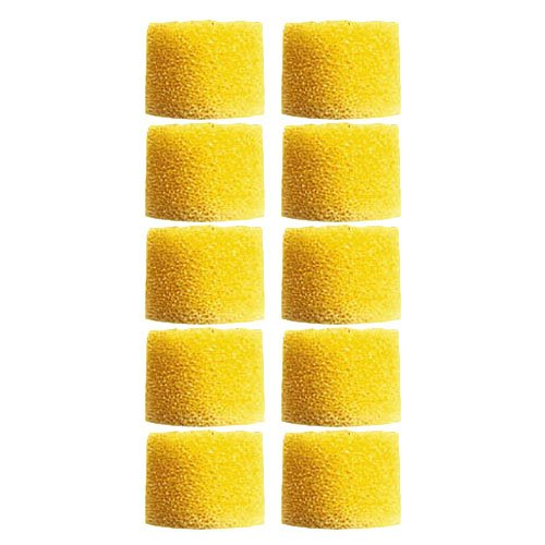 (Shure EAYLF1 - Yellow Foam, Universal Fit, 50 pair)