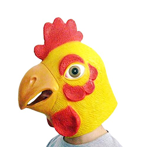 chicken beak mask - 6