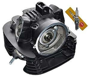 Amazon.com: YAMAHA RAPTOR 350 CYLINDER HEAD COMPLETE ...