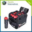 Precision Training Water Bottle Carry Bag (Holds 16x 750ml Bottles - Not included)