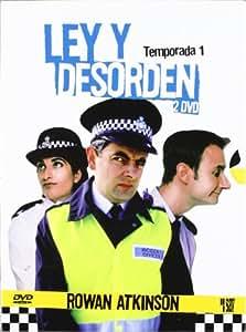 Ley y Desorden (Primera Temporada DVD)