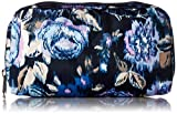 LeSportsac Classic Rectangular Cosmetic Case, night blooms blue