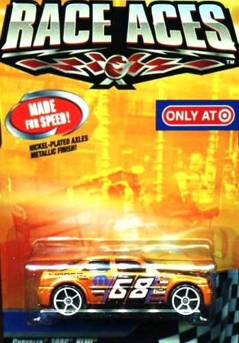 Hot Wheels Chrysler 300C HEMI Esxclusive Race Aces Series 1:64 Scale Collectible Die Cast Car Model #4 of 38