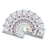 Jackky 100 Dollar Movie Prop Mon ey, Full Print 2
