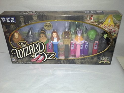 Pez The Wizard of Oz Collector