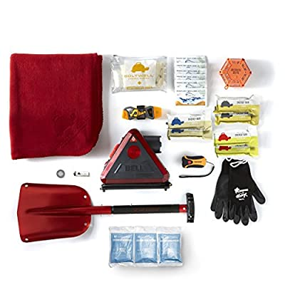 B66 Personal Auto Emergency Survival Preparedness Roadside Winter Car First Aid Kits