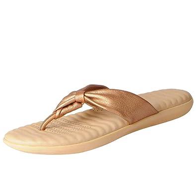 3b4c865c685 Dr.Scholls Women s Copper Beige Slippers 574-8951-40  Buy Online at ...