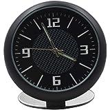 Idaii 車用 アナログ 時計 カー用品 ダッシュボード時計 車内時計 置き時計 排気口置き エアコンルーバー取付 4タイプの使用方法 夜光