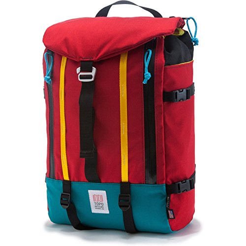 Topo Designs Mountain Backpack One Size Red