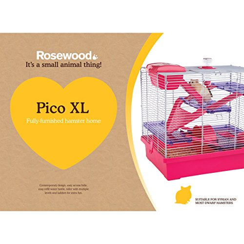 Rosewood Cage pour Hamster Xgrande dp BGZE