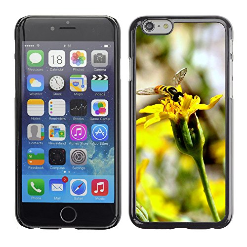 Premio Sottile Slim Cassa Custodia Case Cover Shell // V00003422 abeille 3 // Apple iPhone 6 6S 6G 4.7""