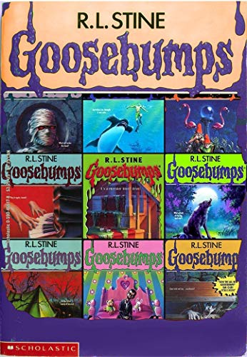 - Goosebumps Complete Collection: Books 1-62