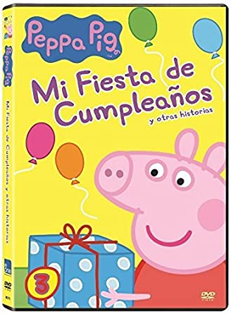 Amazon.com: Peppa Pig - Volumen 3: Movies & TV