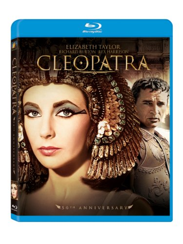 Blu-ray : Cleopatra (50th Anniversary) (Dubbed, Digital Theater System, AC-3, Dolby, Widescreen)