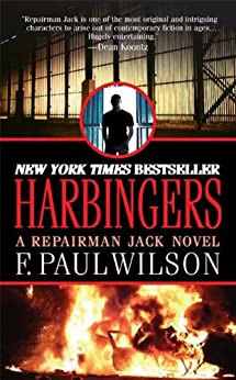 Harbingers Repairman Novel Adversary Cycle ebook product image