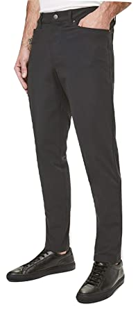 316155688 Lululemon Men s ABC Pant Classic Melanite Size 32 at Amazon Men s ...