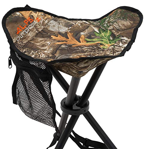 ALPS OutdoorZ Tri-Leg Stool, Realtree Edge by ALPS OutdoorZ (Image #2)